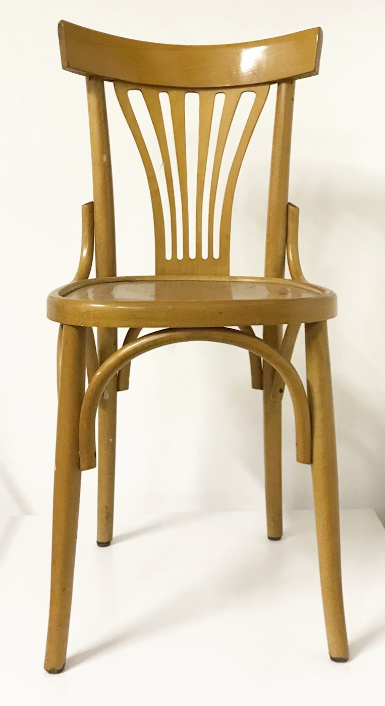 Sedie Tipo Thonet Usate.Usato 17036 Triangolo Export Srl